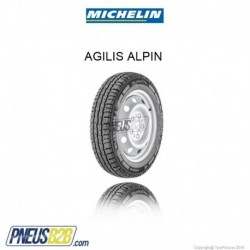 MICHELIN - 225/ 60 R 16 C AGILIS 51 TL 105 103 H